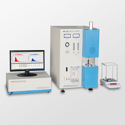 CS995 High-frequency Infrared Carbon & Sulfur Analyzer